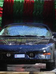 Prix du nettoyage d'une voiture