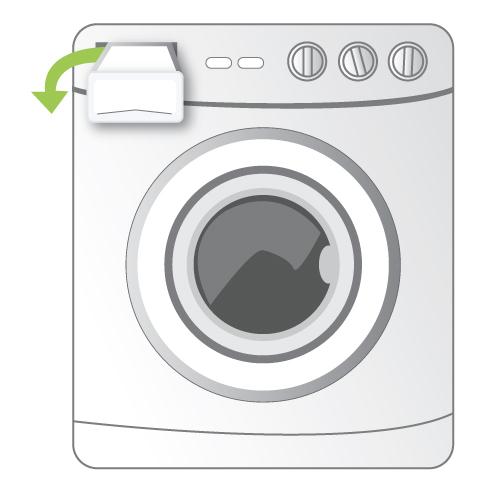 Nettoyer un lave linge lave linge for Nettoyer de la fonte