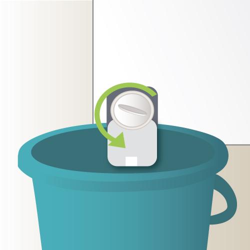 nettoyer un lave-linge - lave linge
