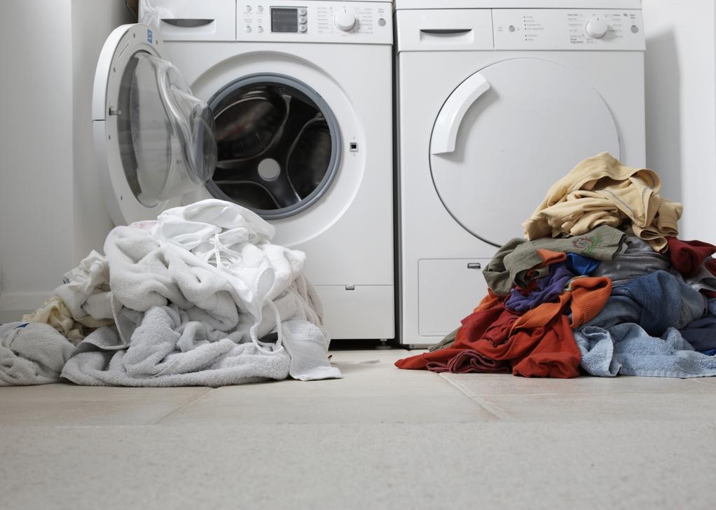 Sèche-linge : attention aux vêtements délicats !