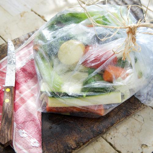 Congeler les légumes du potager