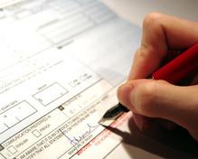 Formulaireimpôt sur le revenu