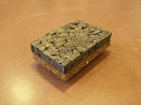 Isolation panneau liège et fibre de coco