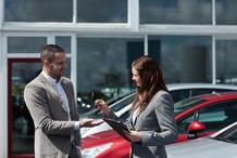 Louer une voiture avec option d'achat