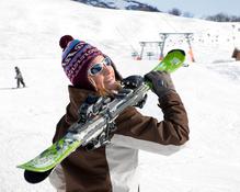 Lunettes de ski