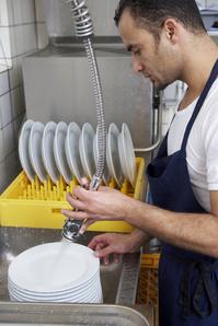 Lave vaisselle professionnel prix ooreka for Vaisselle restaurant professionnel