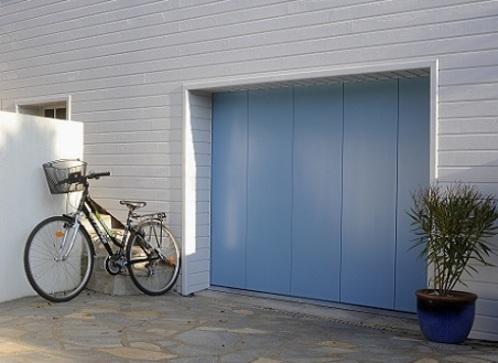 Porte de garage coulissante laterale motorisee usage - Porte de garage laterale motorisee prix ...