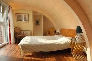 Maison en bois: aménagement des combles