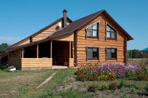 Maison en bois: l'entretien