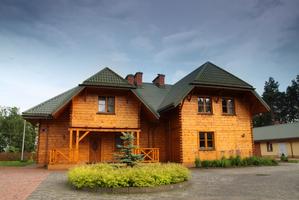 Maison en bois: certification THQE