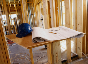 Maison en bois: construction sur plan
