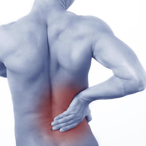 La gymnastique spondil±z du service de poitrine de lépine dorsale