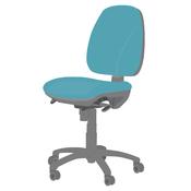 Chaise de bureau réglable en hauteur