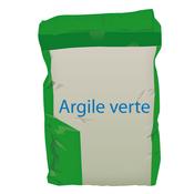 Argile verte (concassée ou en poudre)