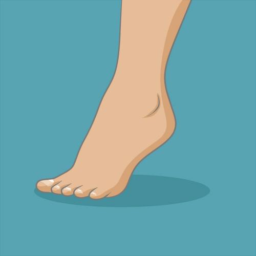 Faire un massage des pieds