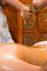 Massage ayurvedique femme