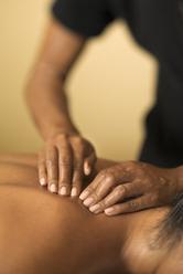 Doigts dos massage