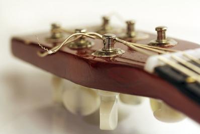 Mécaniques de guitare