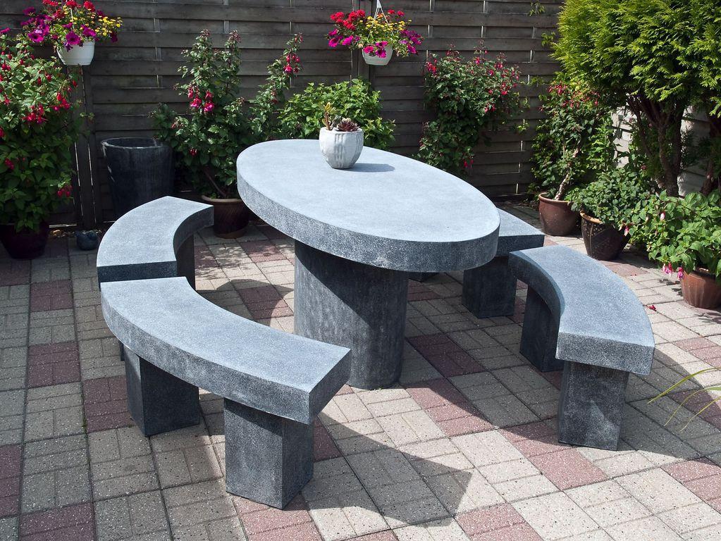 banc de pierre pour jardin stunning banc en pierres pour une pause bien m rit e des jardiniers. Black Bedroom Furniture Sets. Home Design Ideas