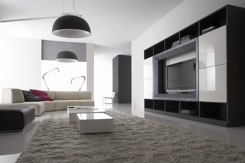 meuble tv cach e principe mod les astuces ooreka. Black Bedroom Furniture Sets. Home Design Ideas
