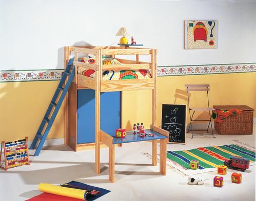 chelle pour mezzanine ooreka. Black Bedroom Furniture Sets. Home Design Ideas