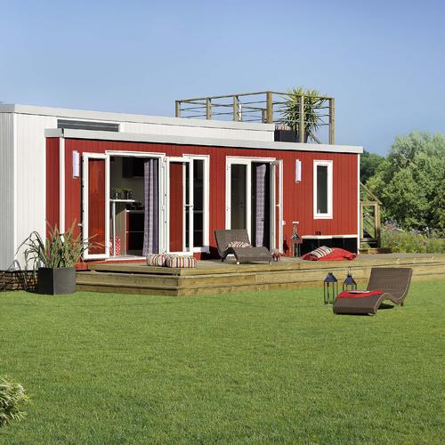 prix mobil home et prix am nagements ooreka. Black Bedroom Furniture Sets. Home Design Ideas