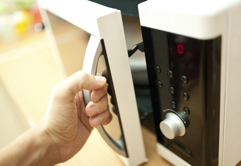 Adopter la cuisine au micro-ondes