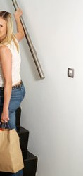 Interrupteur minuterie cage d'escalier