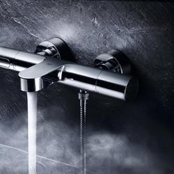 Mitigeur thermostatique bain douche