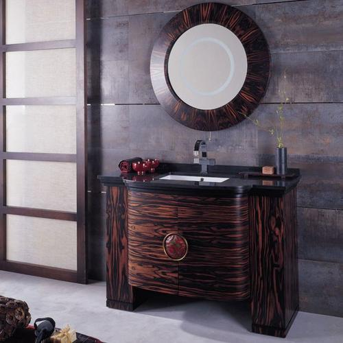 Plan de vasque choisir un meuble de r cup for Meuble oriental