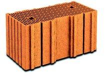 Brique monomur en terre cuite