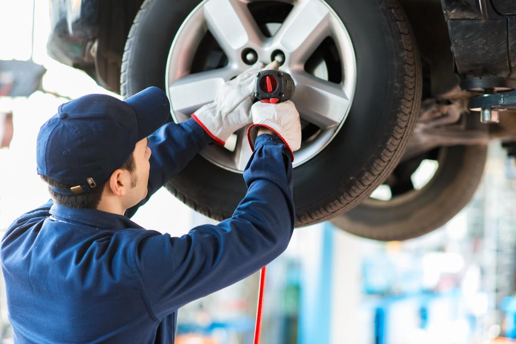 Montage pneu pas cher o le faire et quel prix ooreka for Garage montage pneu