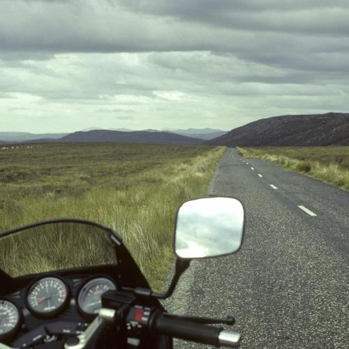 Préparer sa moto pour un long voyage