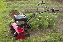 Quand motoculteur son jardin