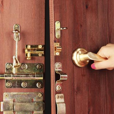 Sécurité d'une porte