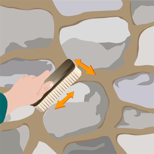 Rejointoyer un mur en pierre mur for Renover un mur interieur