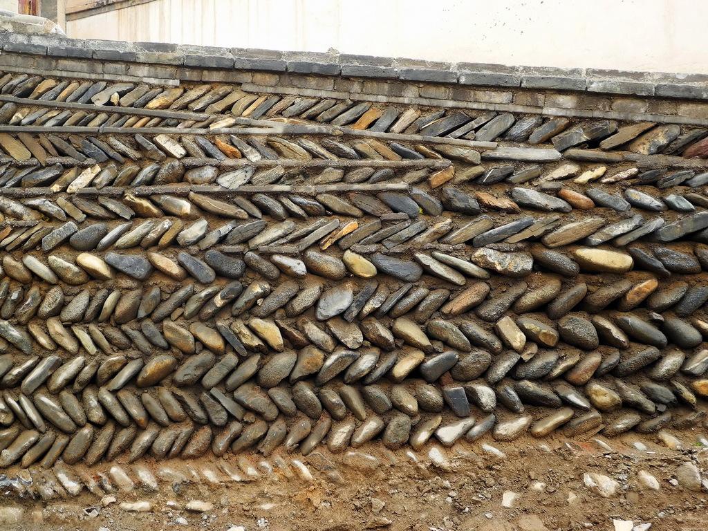 Mur En Galet Principe Techniques Finitions Ooreka