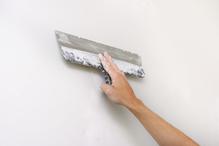Enduit de lissage pour un mur ooreka for Enduit de lissage interieur