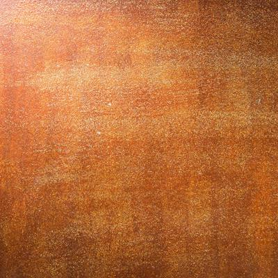 Peinture le sujet d crypt la loupe for Peinture pailletee murale