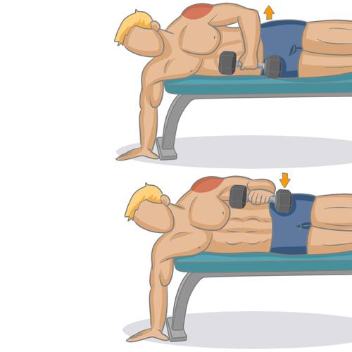 1 Travaillez les muscles de la coiffe des rotateurs 13f2b03ff35