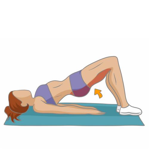 Muscler ses fesses : les exercices de base ! - Personal
