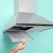 nettoyer une hotte - hotte - Nettoyage Filtre Hotte Cuisine