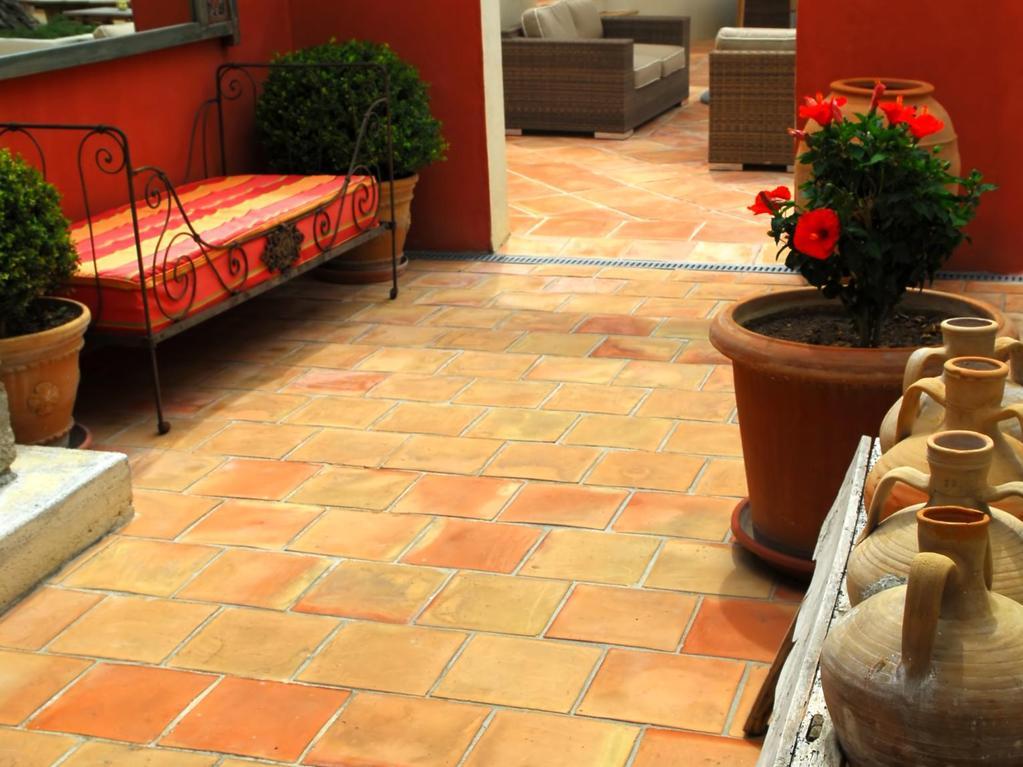 Normes Pour Un Carrelage En Terrasse