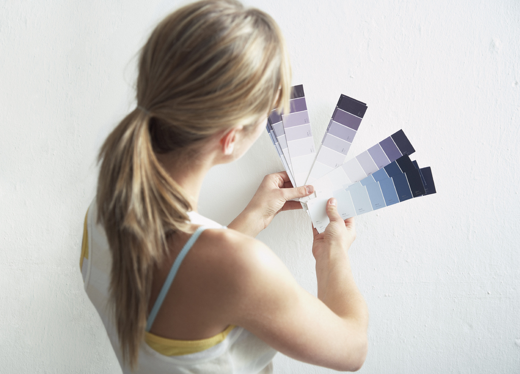 harmonie des couleurs r gles associations viter ooreka. Black Bedroom Furniture Sets. Home Design Ideas