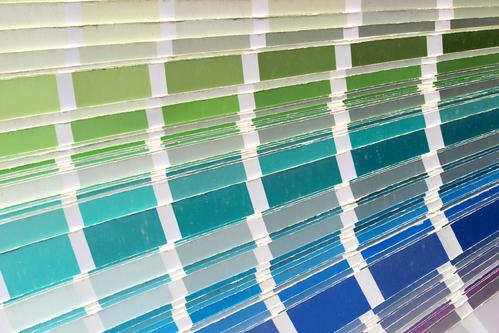Couleur Bleu Canard Deco Associations De Couleurs Ooreka
