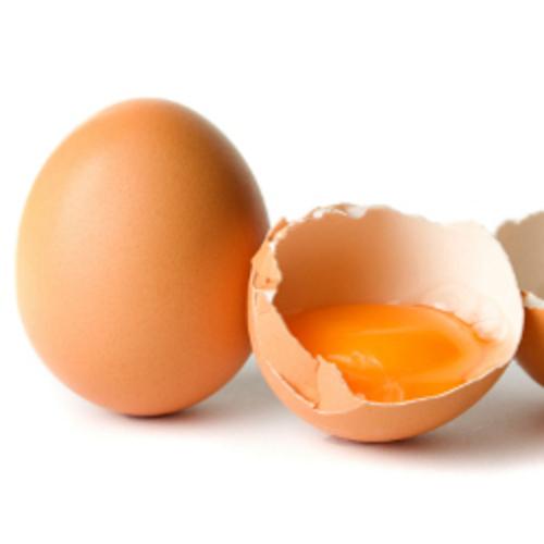 Enlever une tache d'œuf