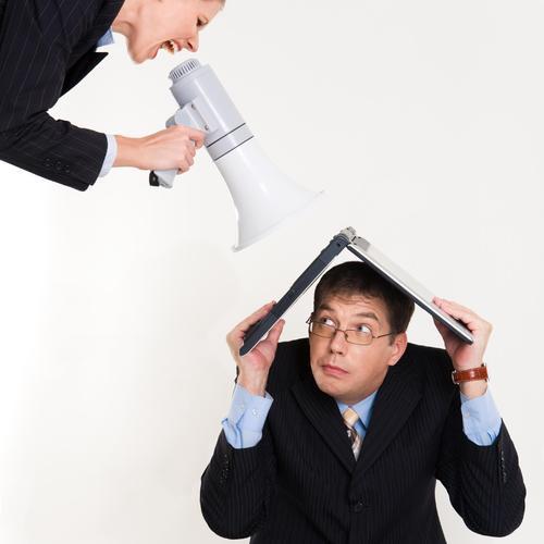 Violence verbale au travail, que faire ?