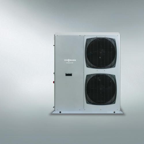 Pompe à chaleur aérothermie air eau
