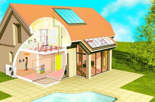 panneau solaire ou pompe a chaleur
