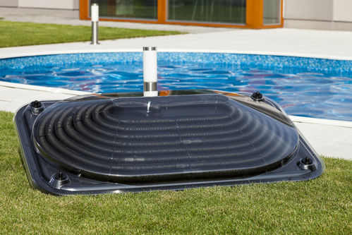 Chauffage solaire piscine infos et prix ooreka for Chauffage solaire piscine